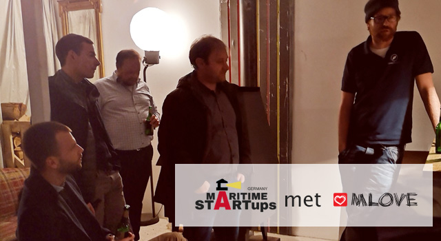 Maritime Startups Germany met Mlove